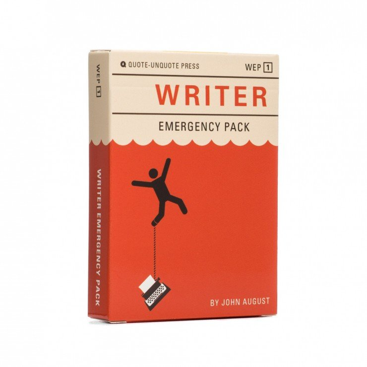 Writer Emergency Pack by John August Is Now on Sale