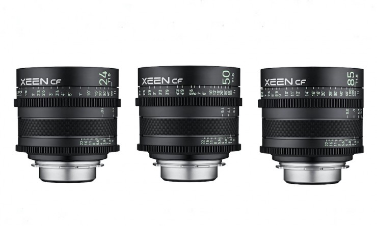 Xeen Lenses Header