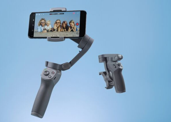 You're Gonna Love DJI's OSMO Mobile 3 and Its New Features