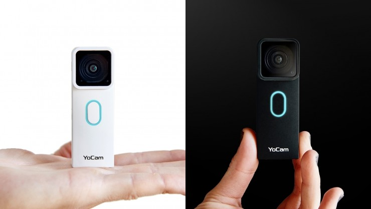 Meet Yocam The Smallest Waterproof Camera That Shoots 2