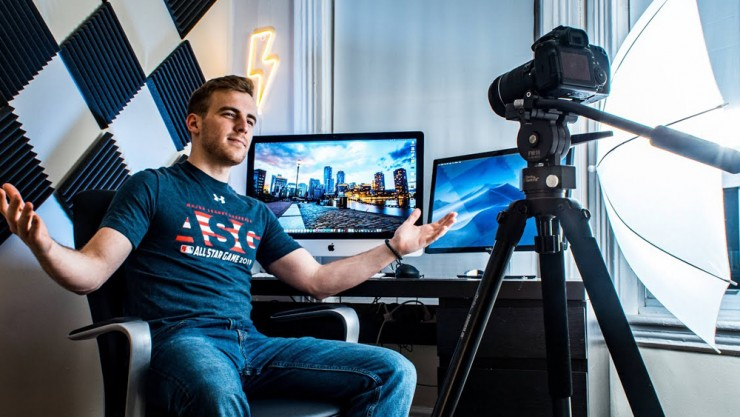 Build A Youtube Studio For Less Than 100