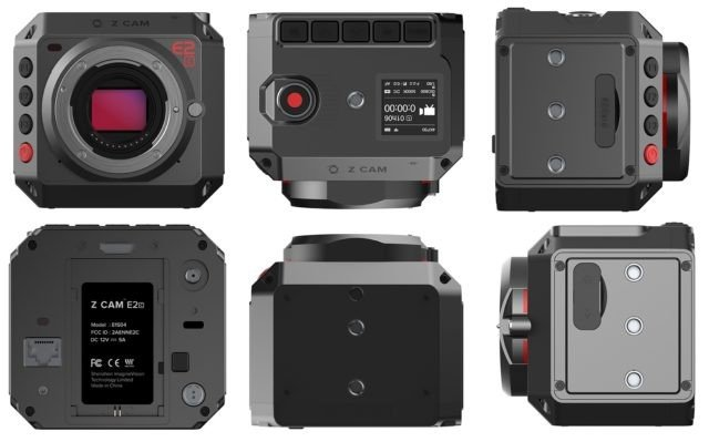 The E2C may be the smallest and most affordable 4K cinema camera on the market