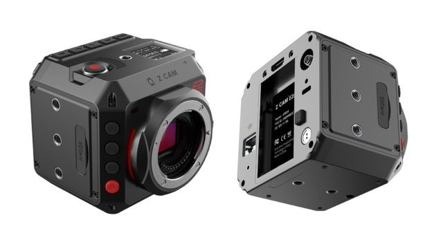 Z_Cam's E2C Modular Camera Brings 4K for under $800