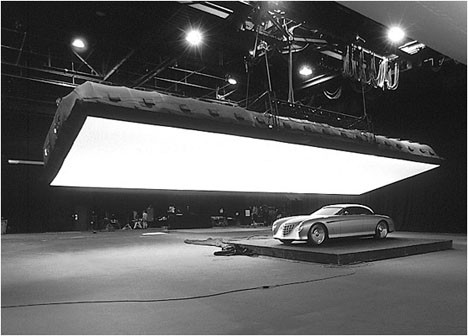 Zacuto Bruce Logan Lighting Cars