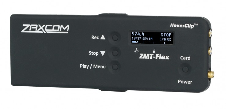 This New Zaxcom Transmitter Lets You Mic Athletes with