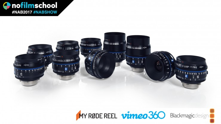 Zeiss Releases Budget-Friendly Cine Lenses