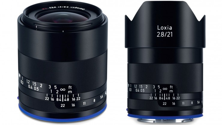 Zeiss Loxia 21mm f2.8