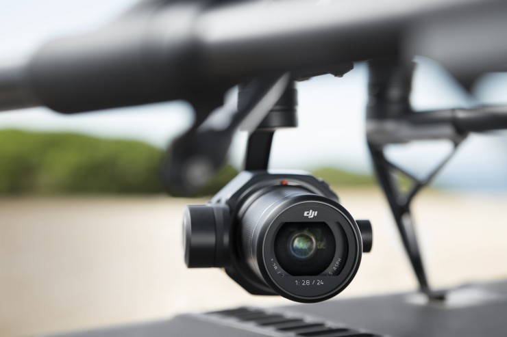 DJI is First To Adopt ProRes RAW