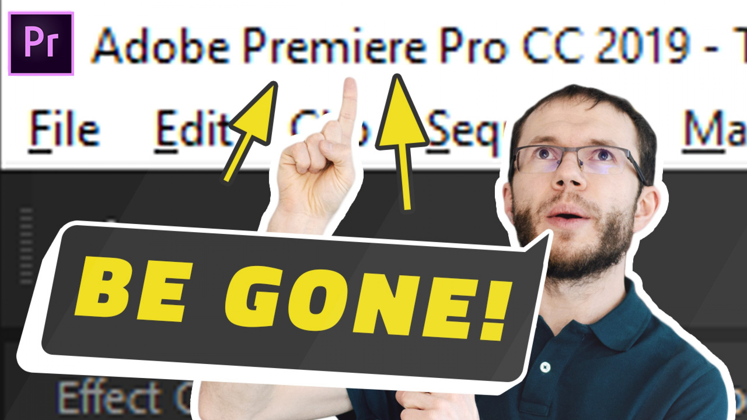 How to Use FULL SCREEN in Premiere Pro