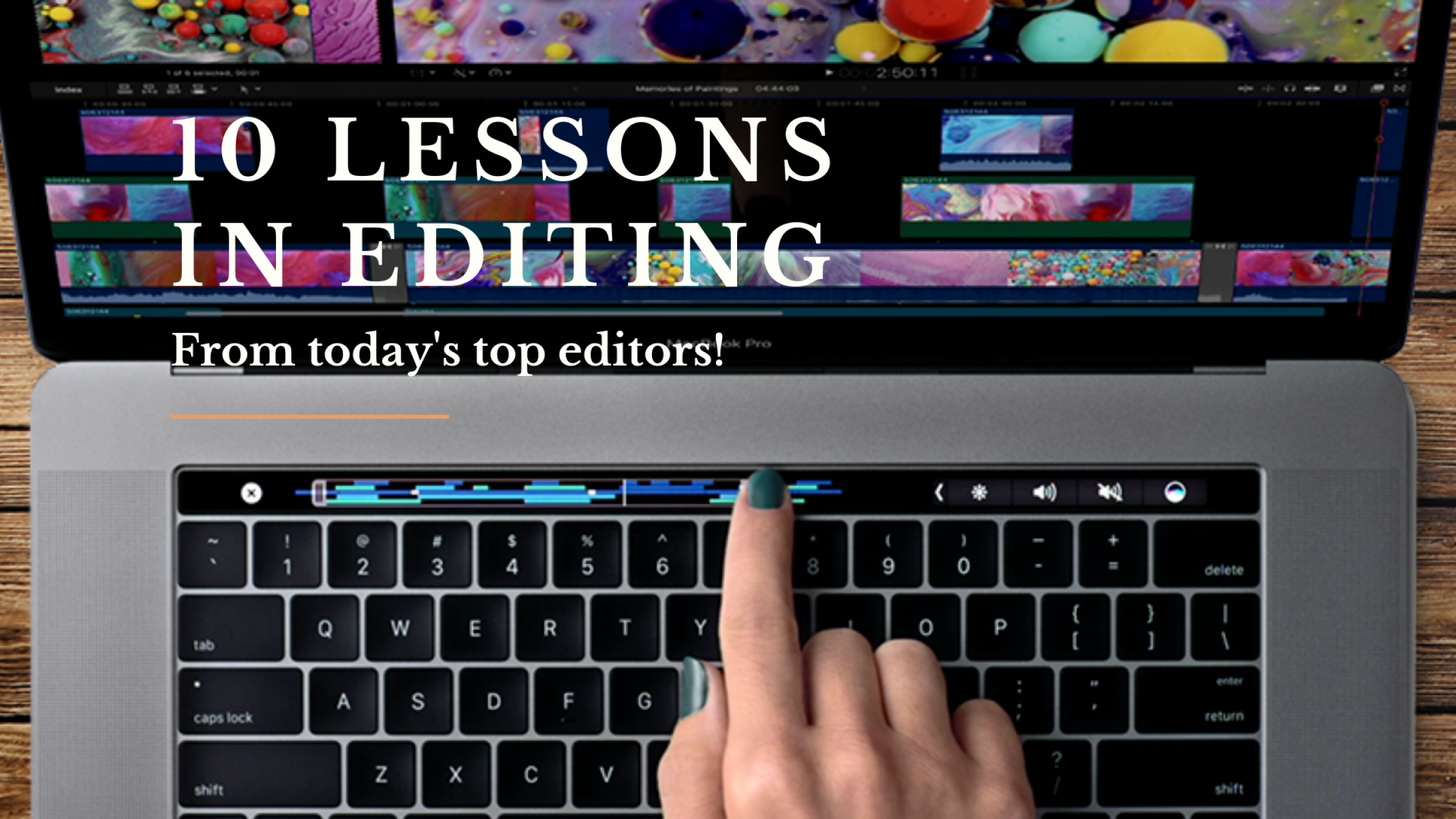 10 Lessons from Today's Top Film Editors