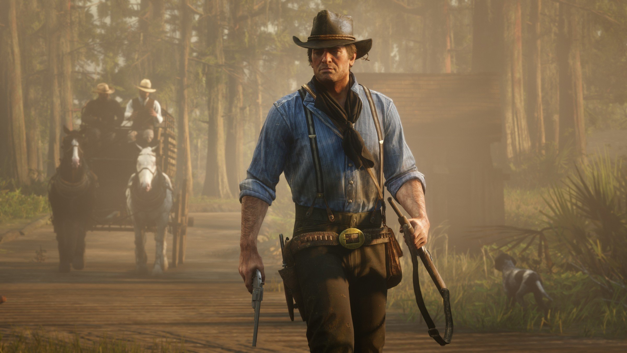 Has 'Red Dead Redemption 2' Proven Video Games' Superiority Over Cinema?