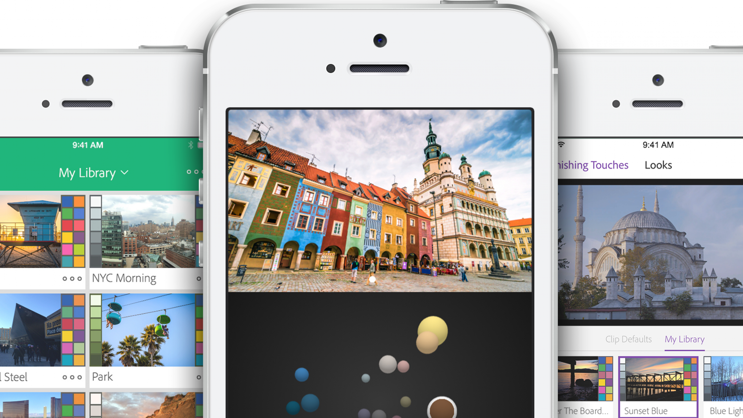Meet Adobe Hue CC: Capture Inspiring Looks with Your Phone, Use Them In Your Edits