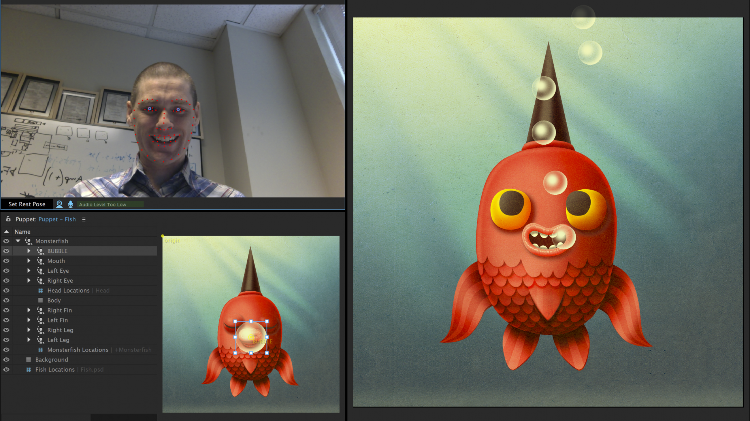 Introducing Adobe Character Animator, A Revolutionary Way To Animate In  Real Time