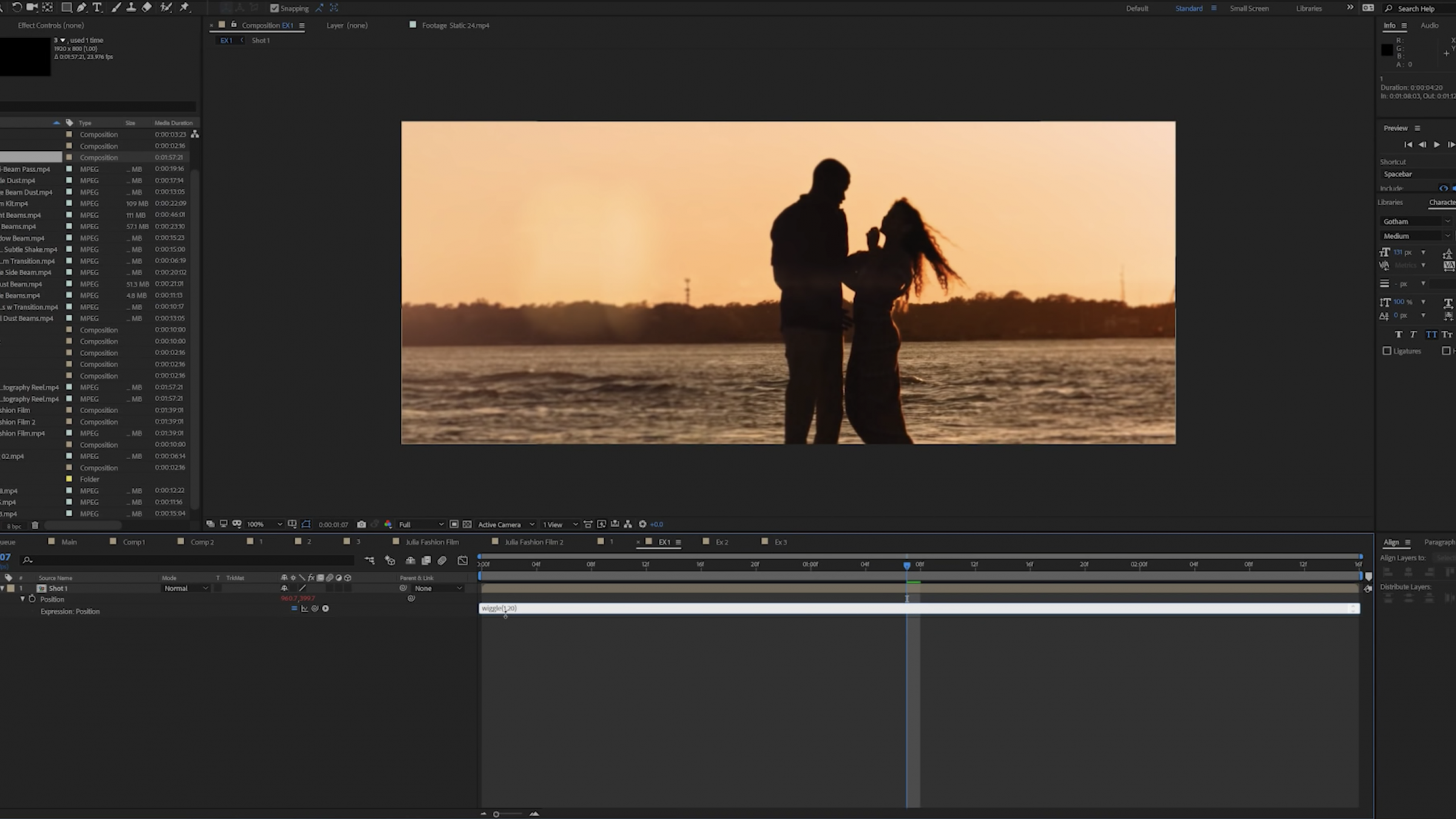 4 Elements You Can Add in Post to Give Your Footage More Style
