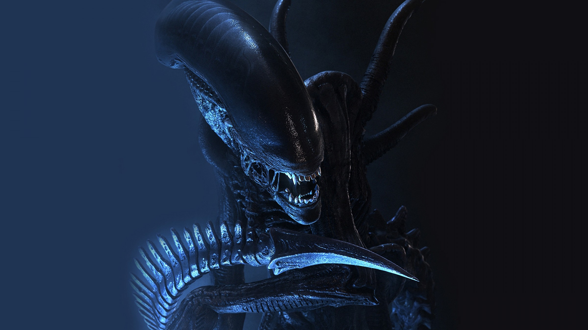 The Beauty of H. R. Giger's Grotesque Xenomorph Monsters in 'Alien'