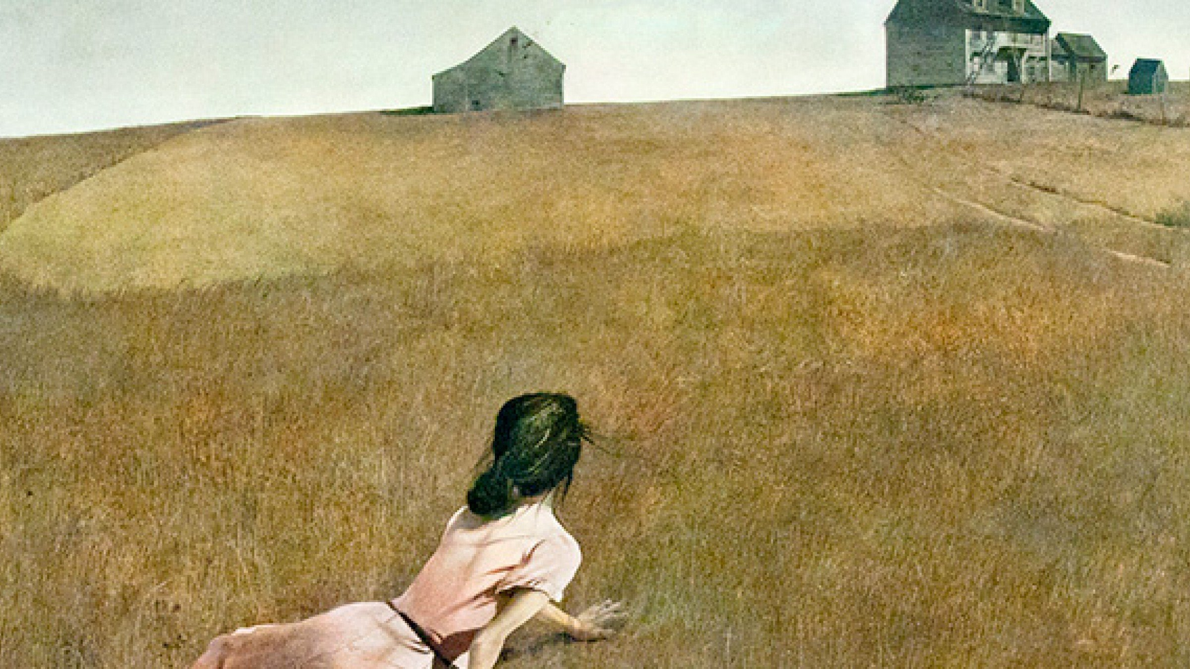 What Can Filmmakers Learn from the Way Andrew Wyeth Paints?