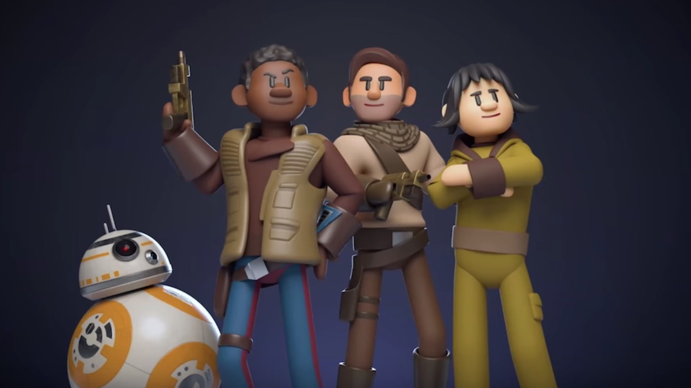Someone Animated the Abandoned 'Duel of the Fates' Star Wars Script