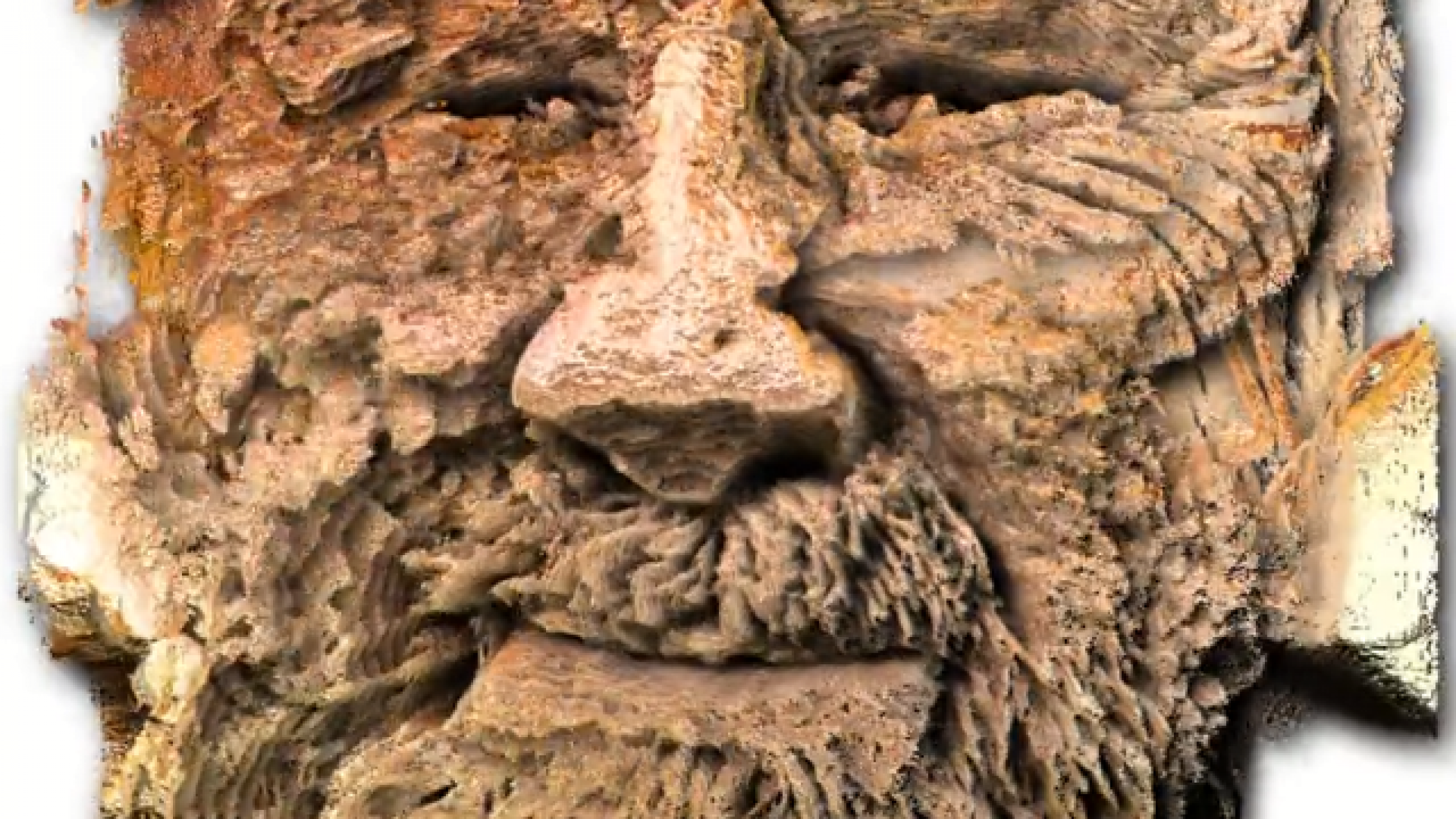 Prepare Your Brain. It's About to Marvel at This 'Extradimensional' Portrait