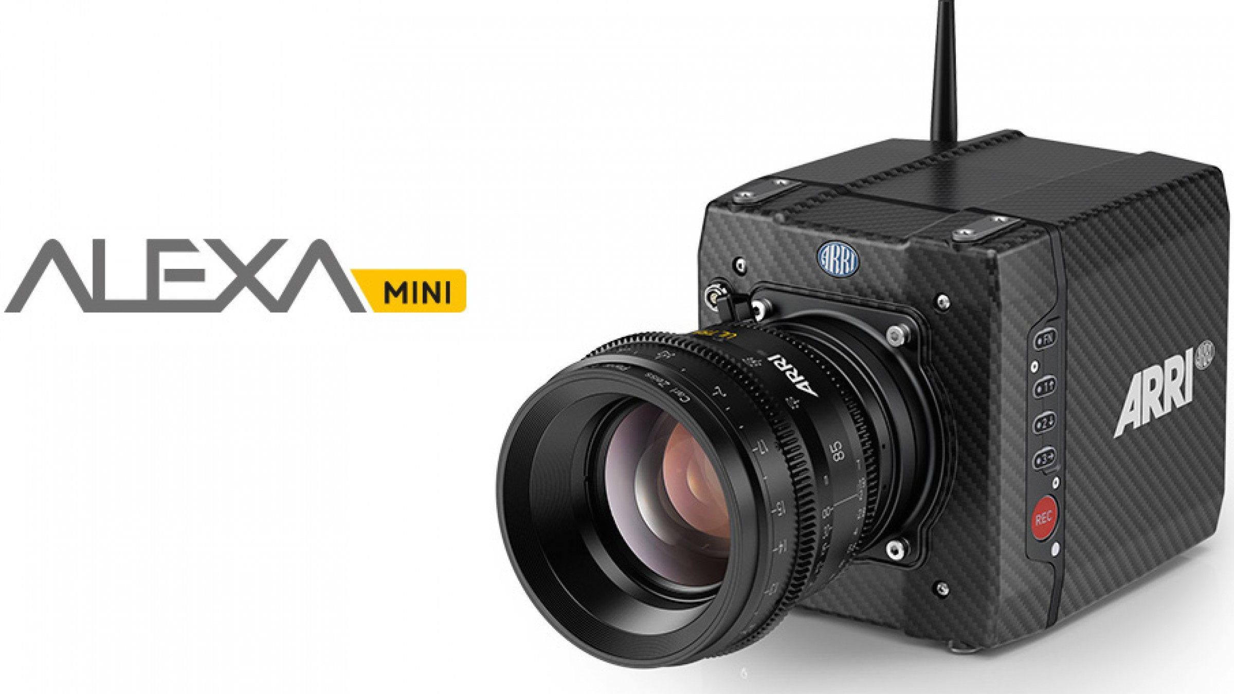 New Arri Alexa Mini Same Image Quality In A Much Smaller