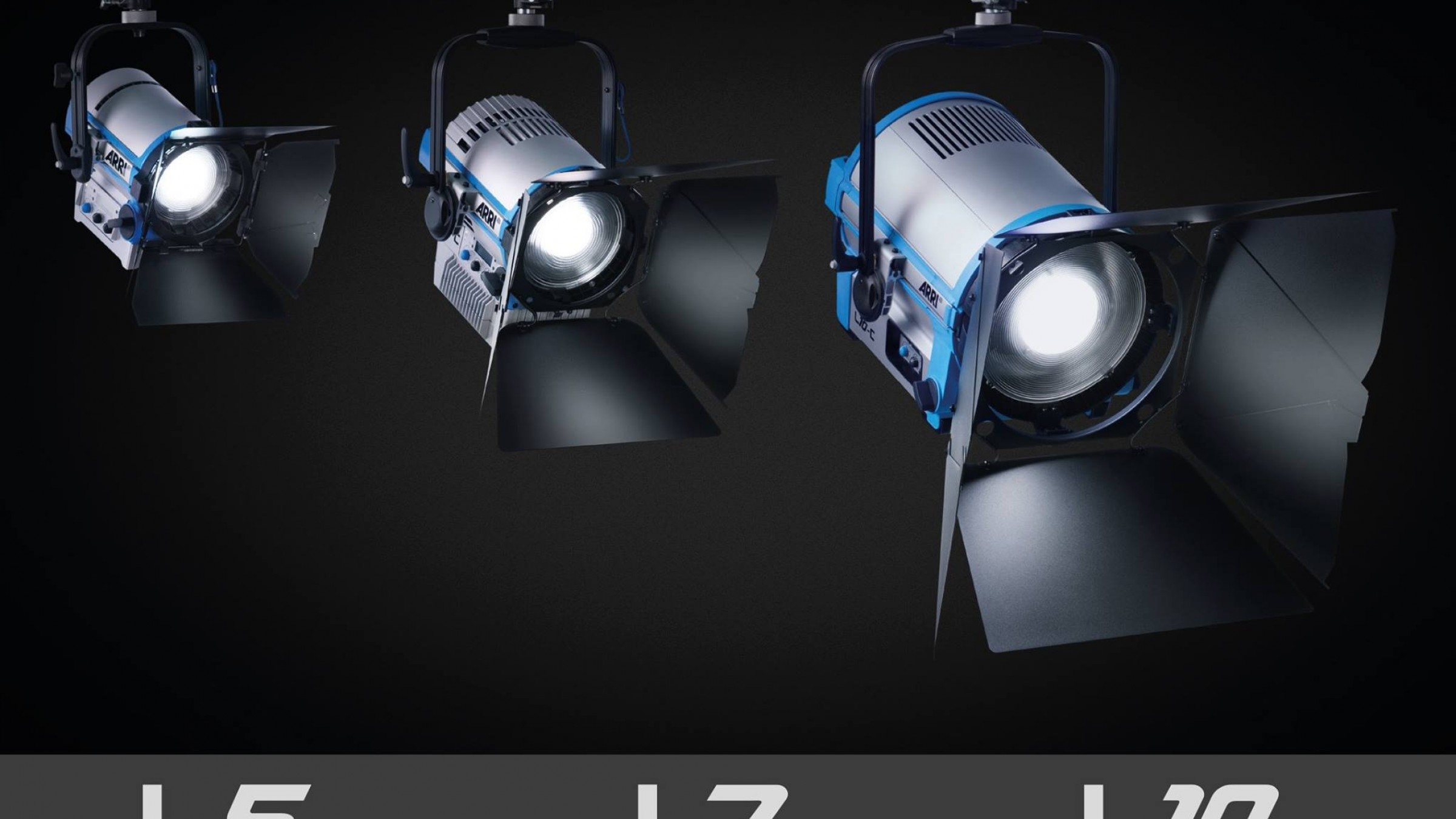 New Arri L10 Led Fresnel: Produces 2k Levels Of Brightness Consuming Only  400w