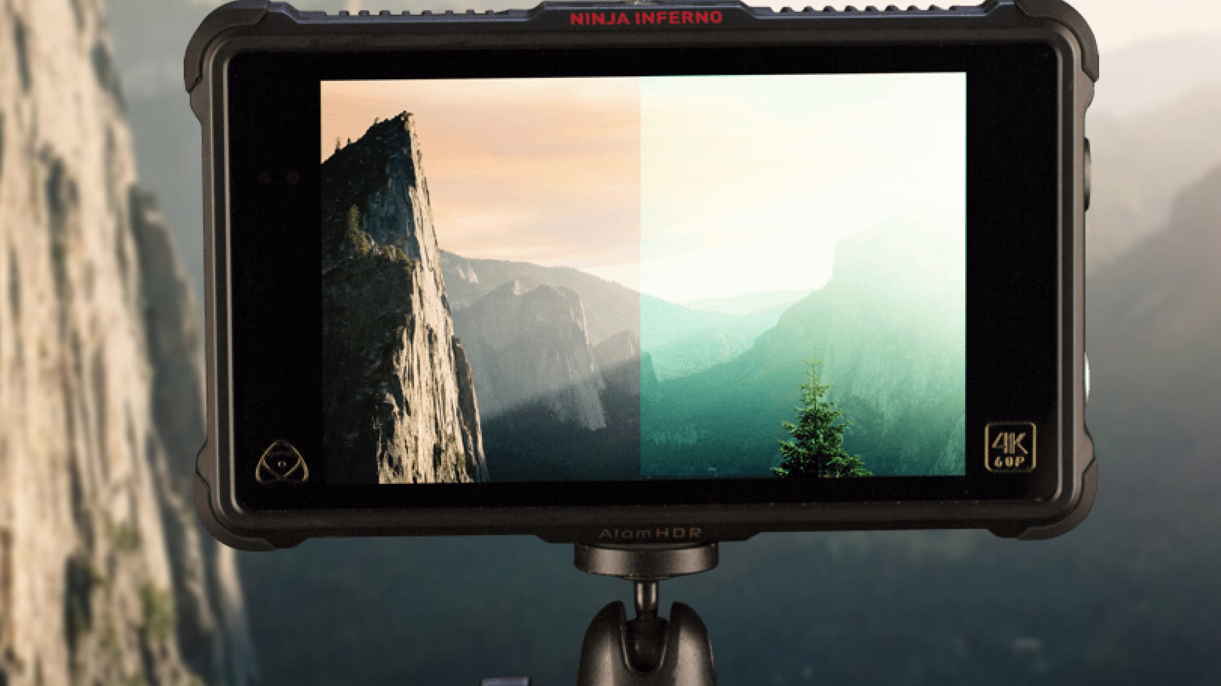 In Light of GH5, Atomos Adds 4K 60p Ninja Inferno and