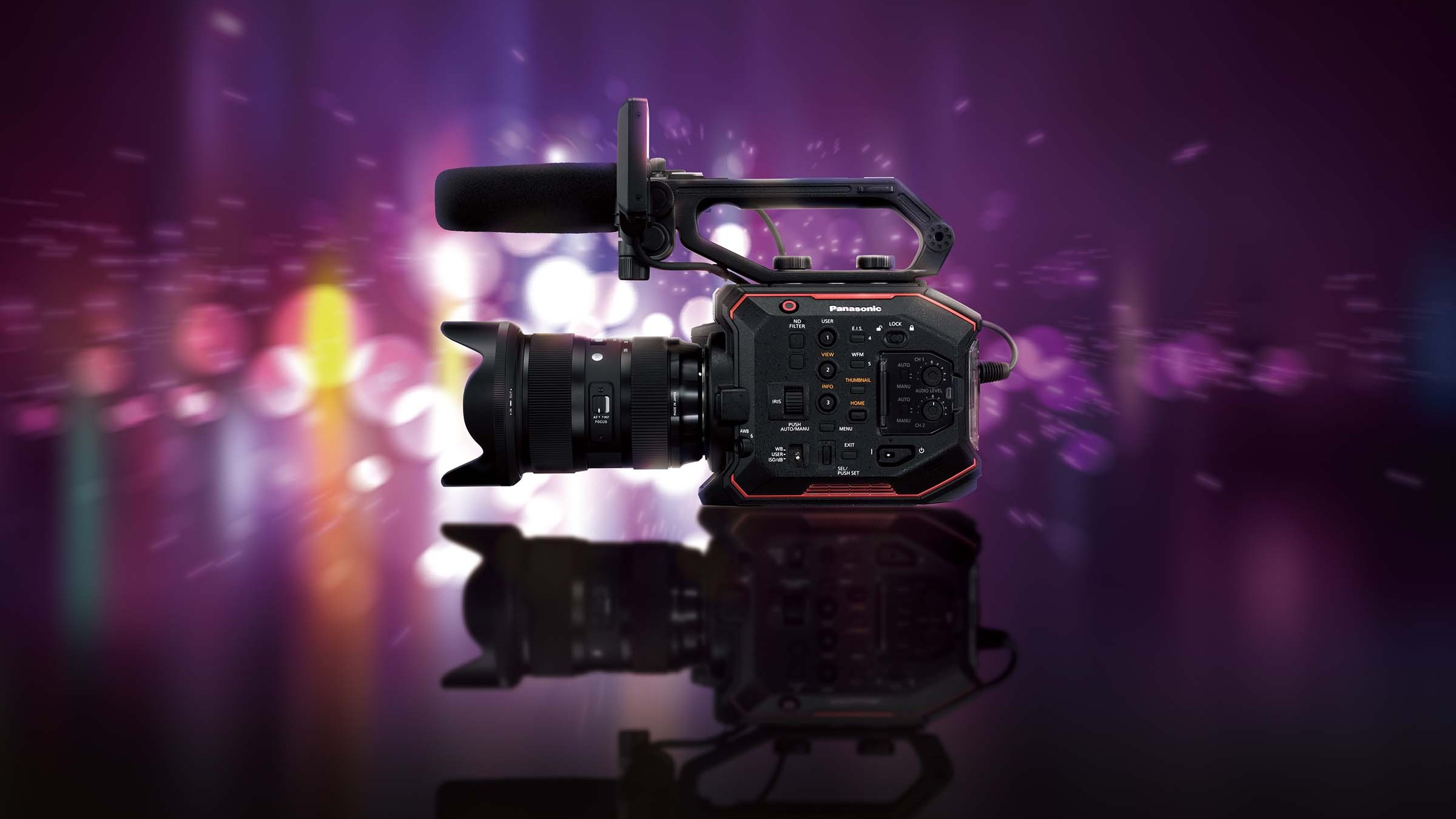 New Panasonic EVA1 Could be The Ultimate Indie Cinema Camera
