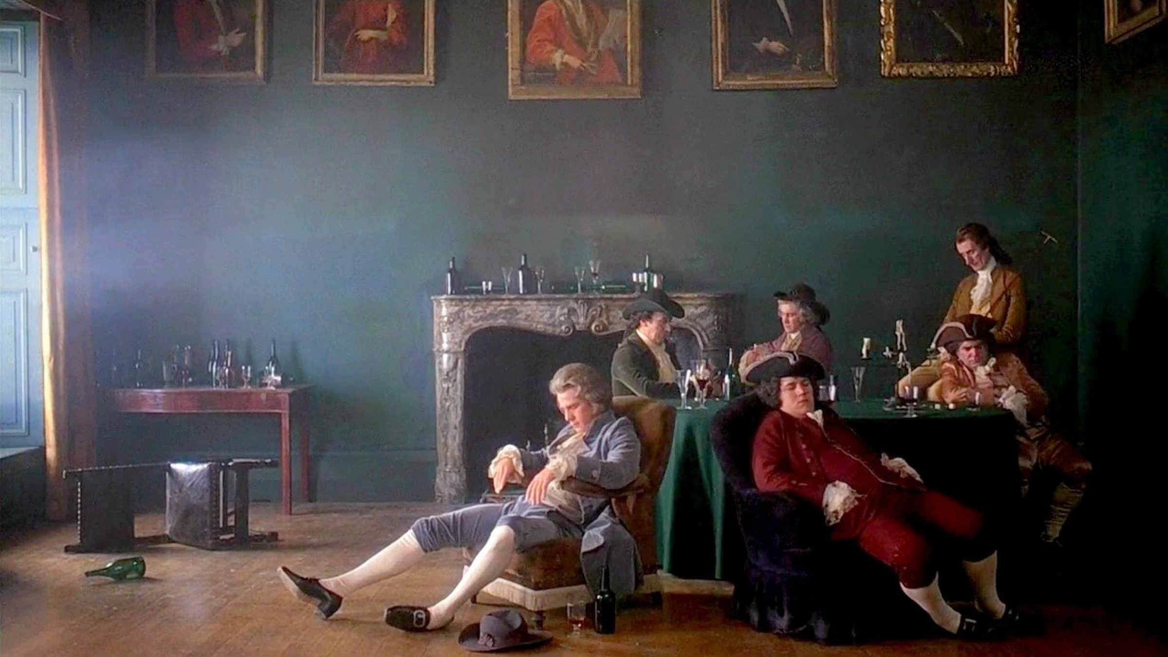 Locals and Crew Tell the Tale of Kubrick's Massive Production of 'Barry  Lyndon' in Ireland