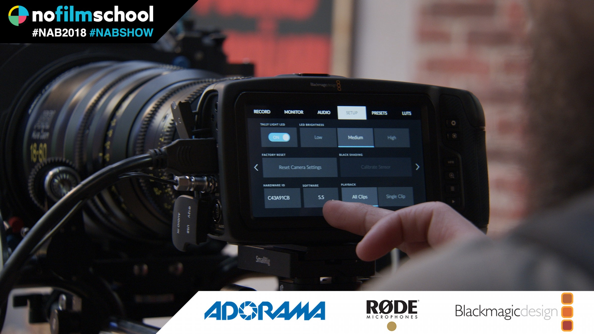 All of the Latest Filmmaking Tools From NAB 2018
