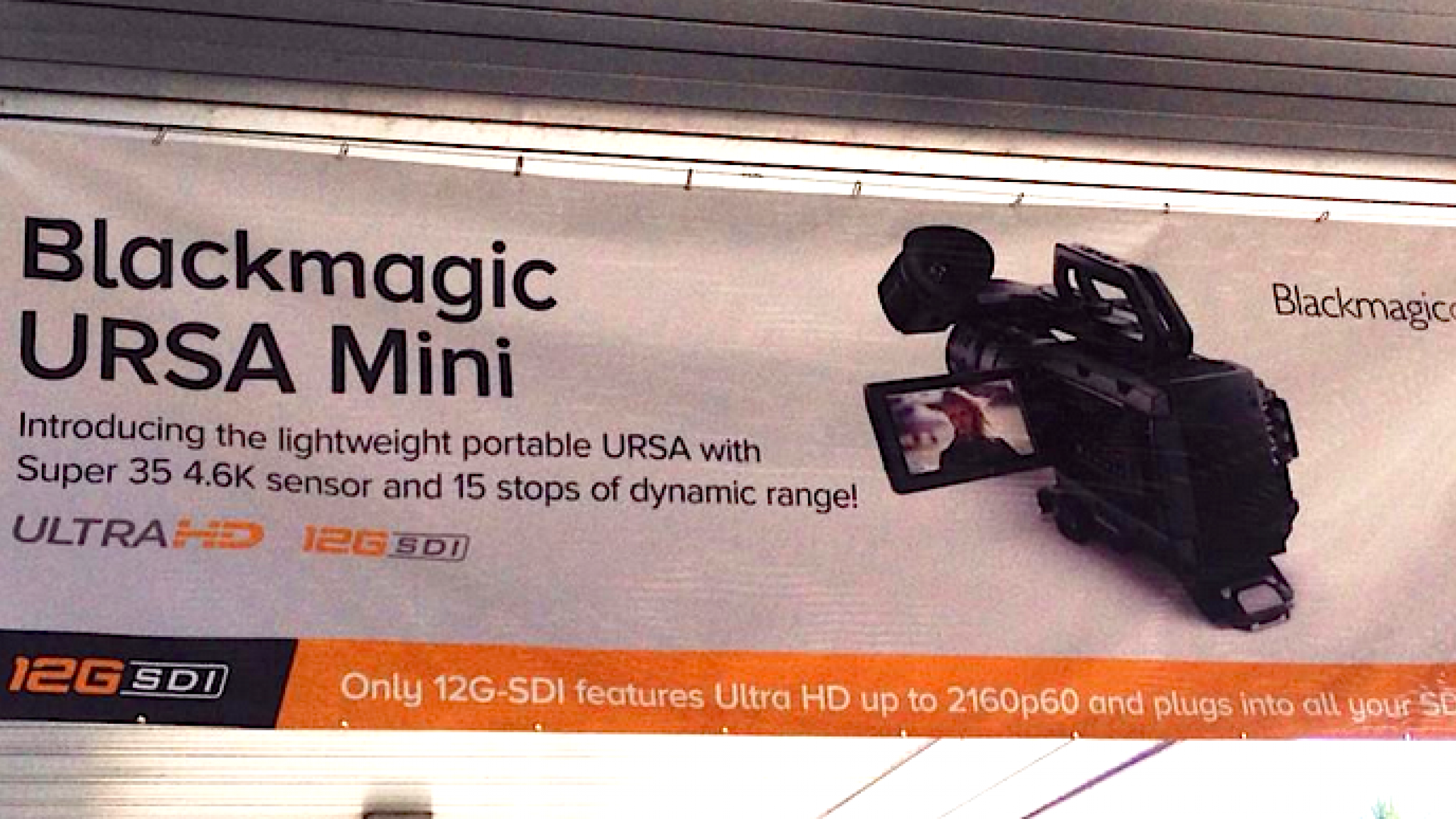 Blackmagic Is About To Announce A 4 6k Ursa Mini With 15 Stops Of Dynamic Range