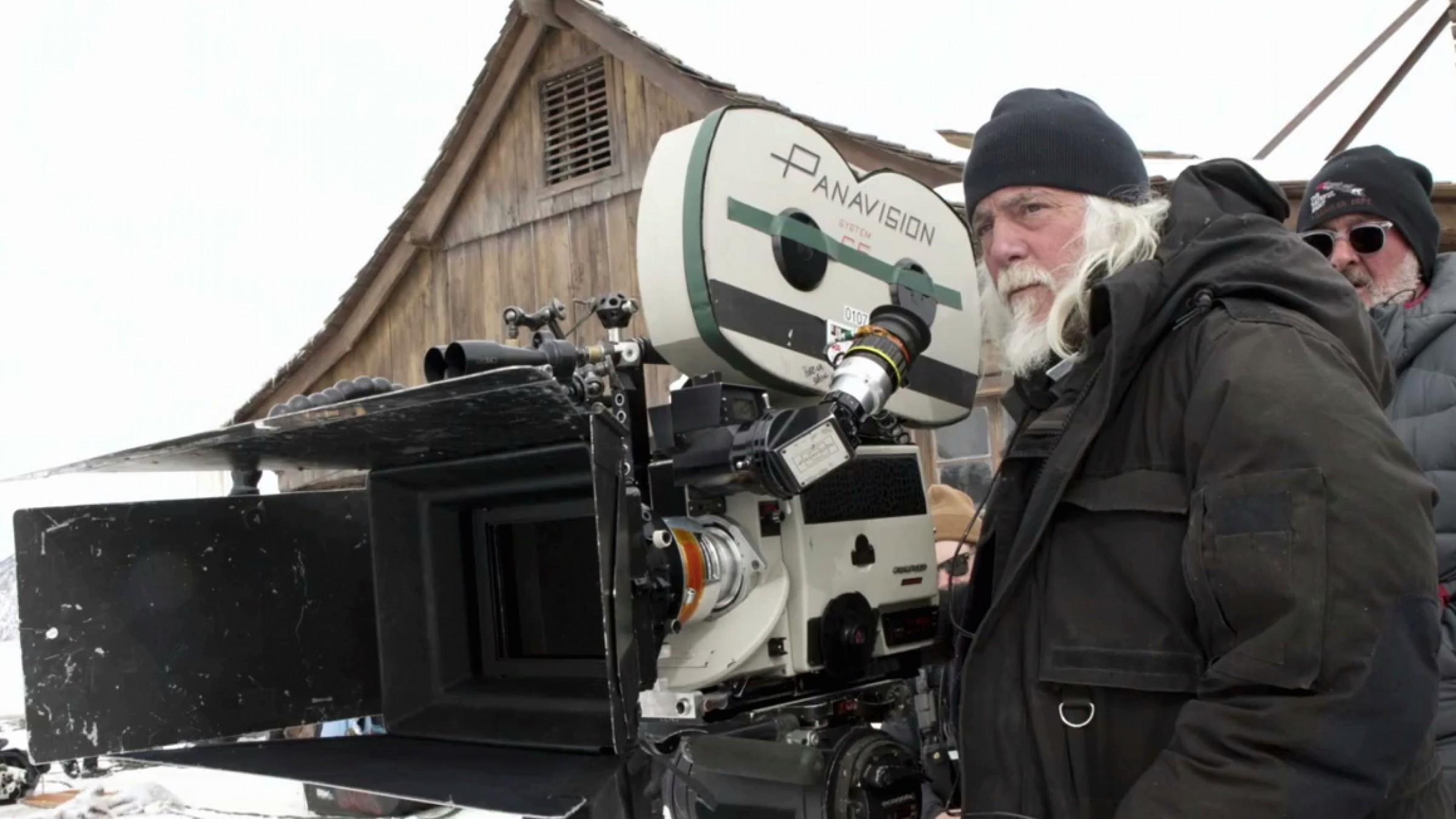 How Tarantino's 'The Hateful Eight' Brought Back 65mm Panavision History
