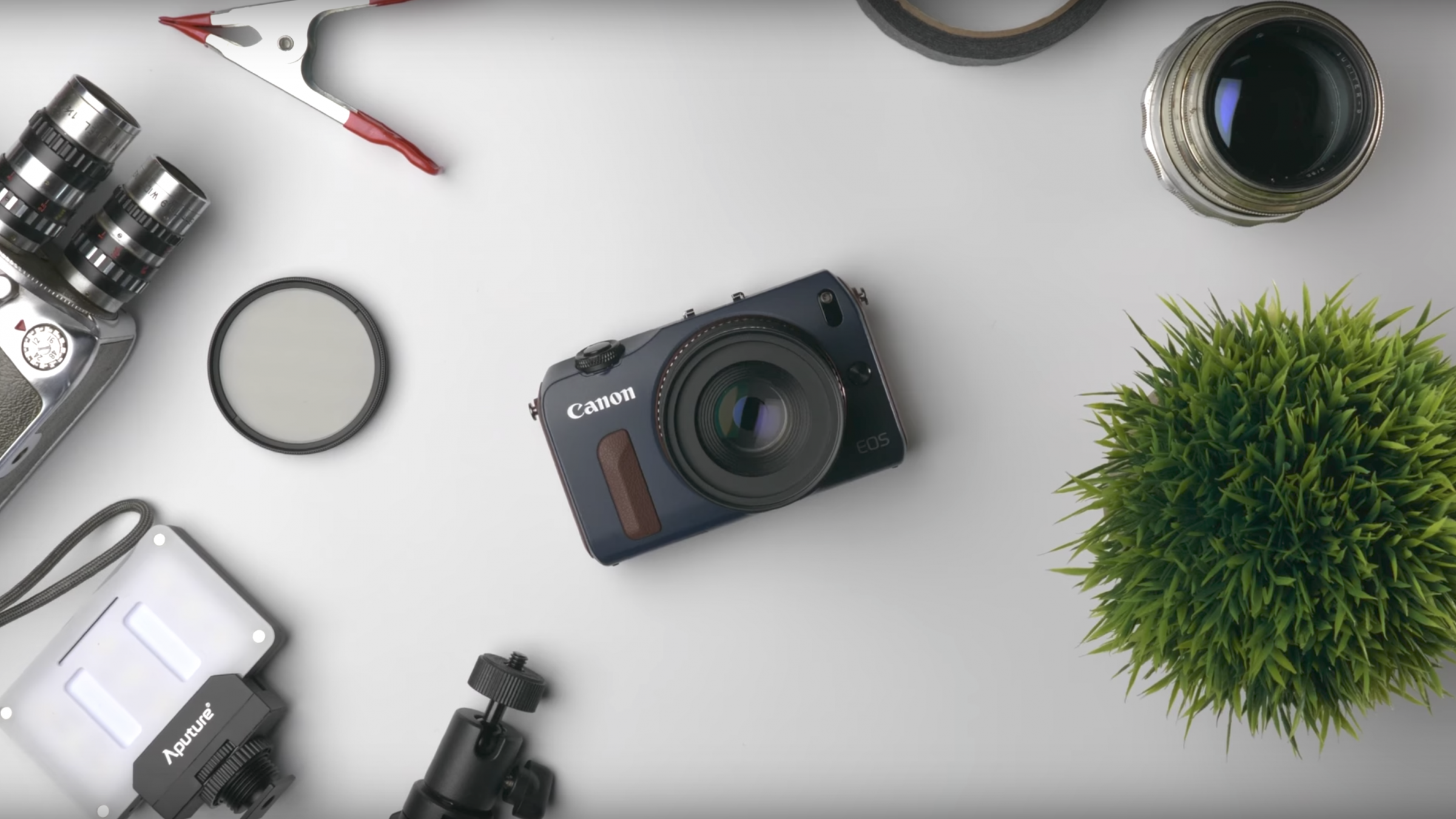 How to Build a Cinema Camera Kit for Less than $250