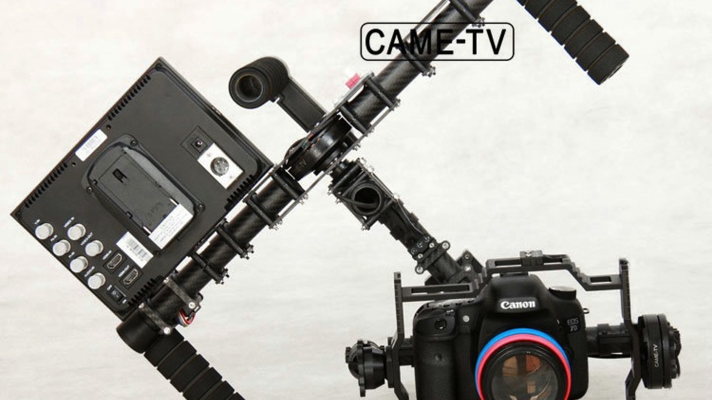 The Versatile CameTV 7800 Gimbal Stabilizer Just Got a Little More Affordable