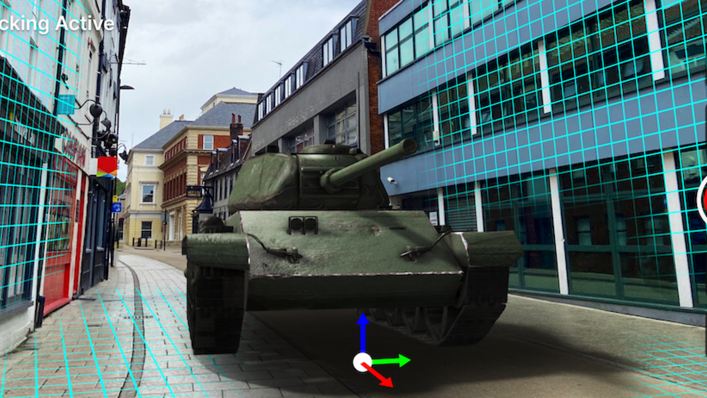 This Free App Tracks Your Smartphone Camera Movements for AR