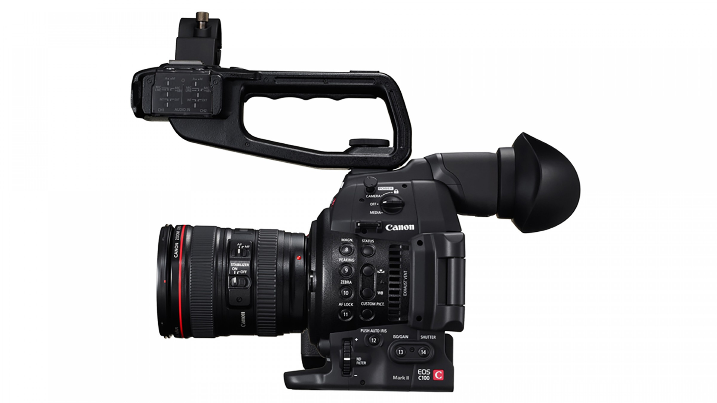 WATCH: Comparing the Canon C100 (mk II), C200 and C300 (mk II)