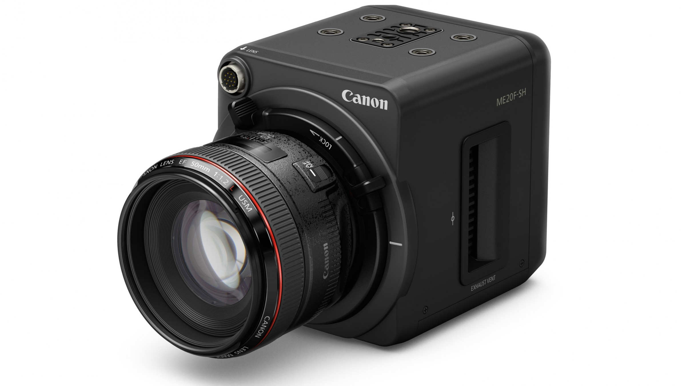 New Canon Full-Frame 35mm Camera Sees in the Dark with 4 Million Max ISO