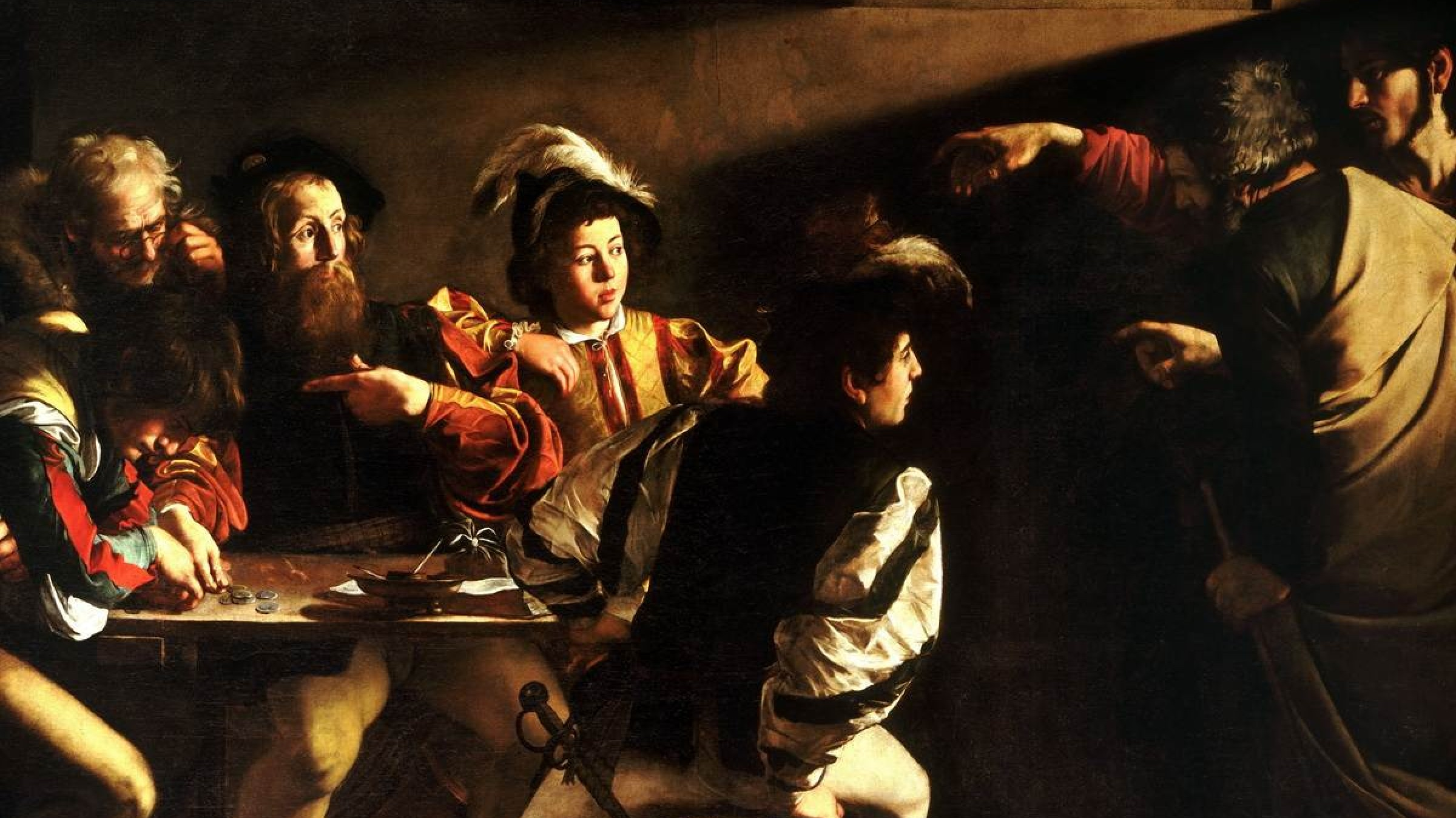 Caravaggio Painting Discovered in Attic Could Fetch $171