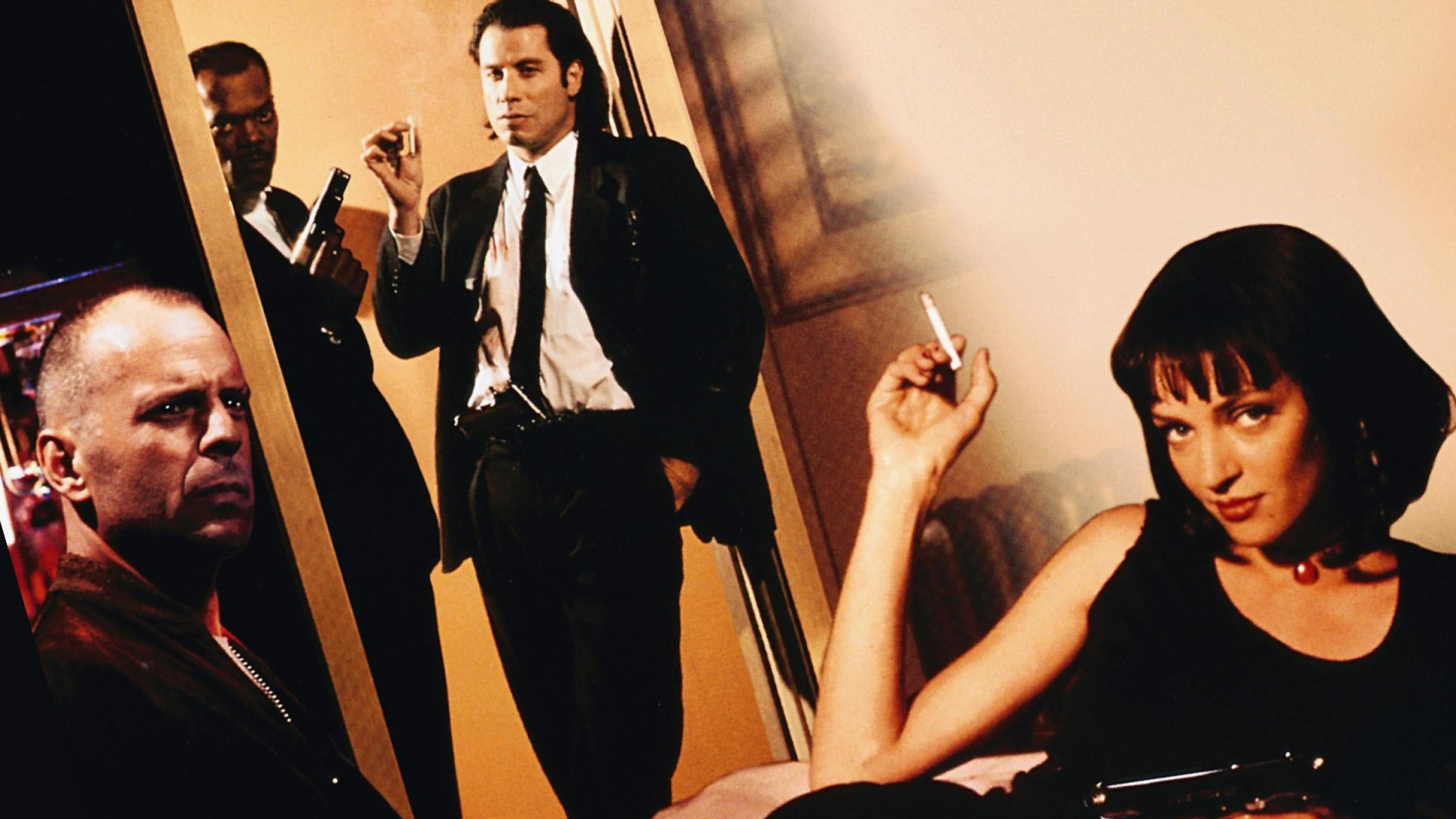 watch if you turn the sound off 39 pulp fiction 39 is still brilliant here 39 s why