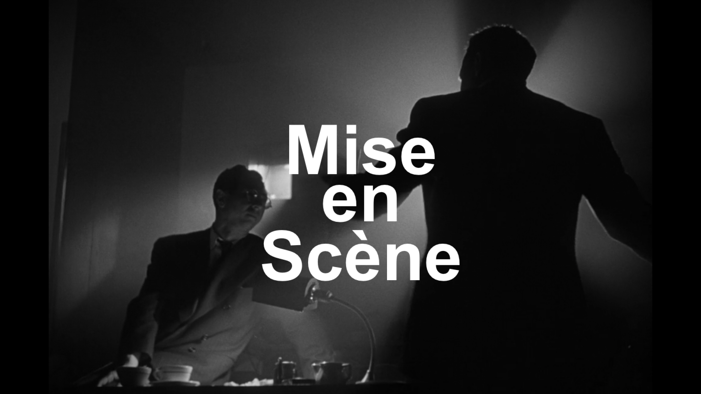 Learn 15 Key Elements of Mise-en-Scène from This Handy ...