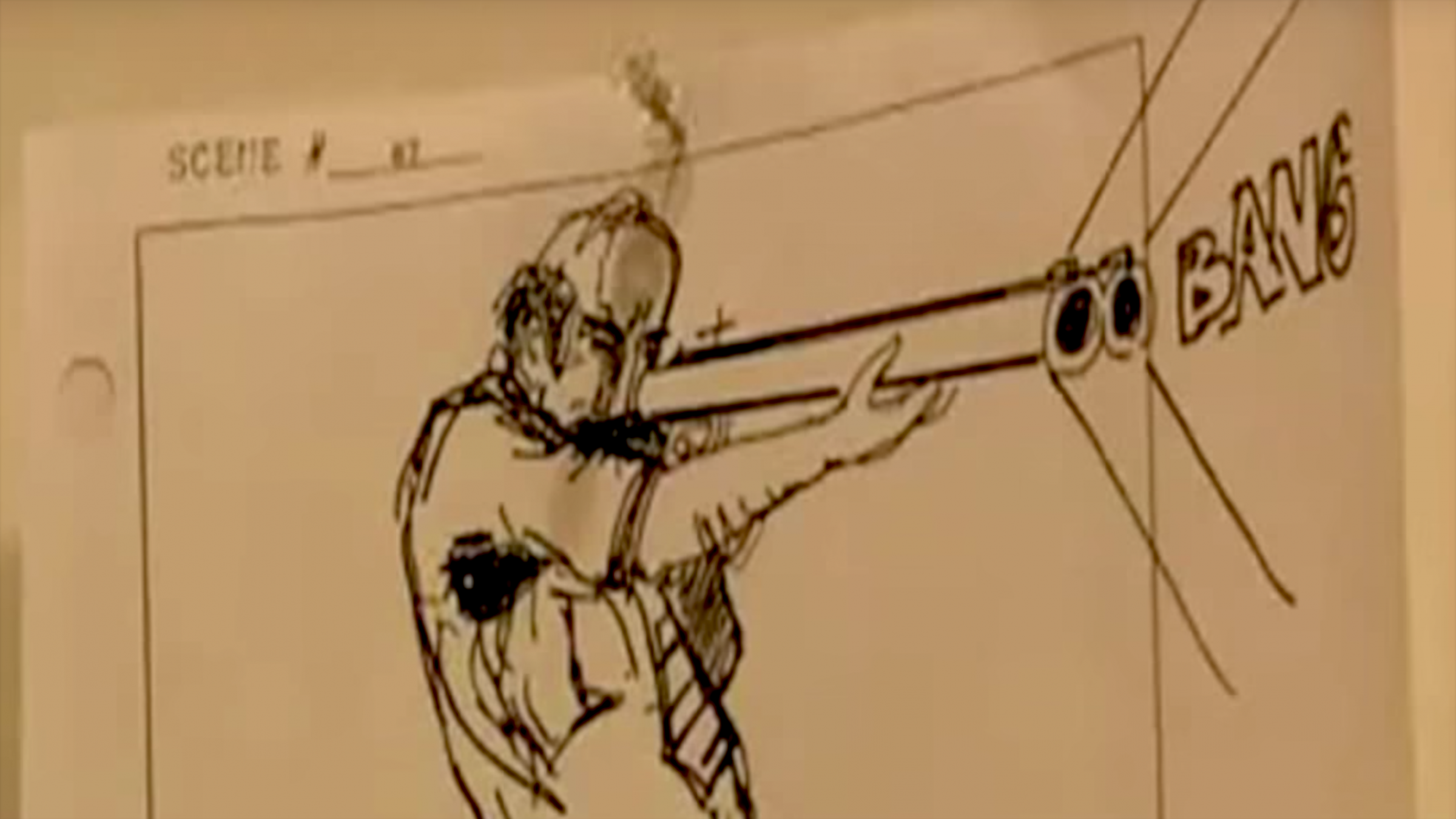 Watch: An Inside Look at Storyboarding with the Coen Brothers' Storyboard Artist
