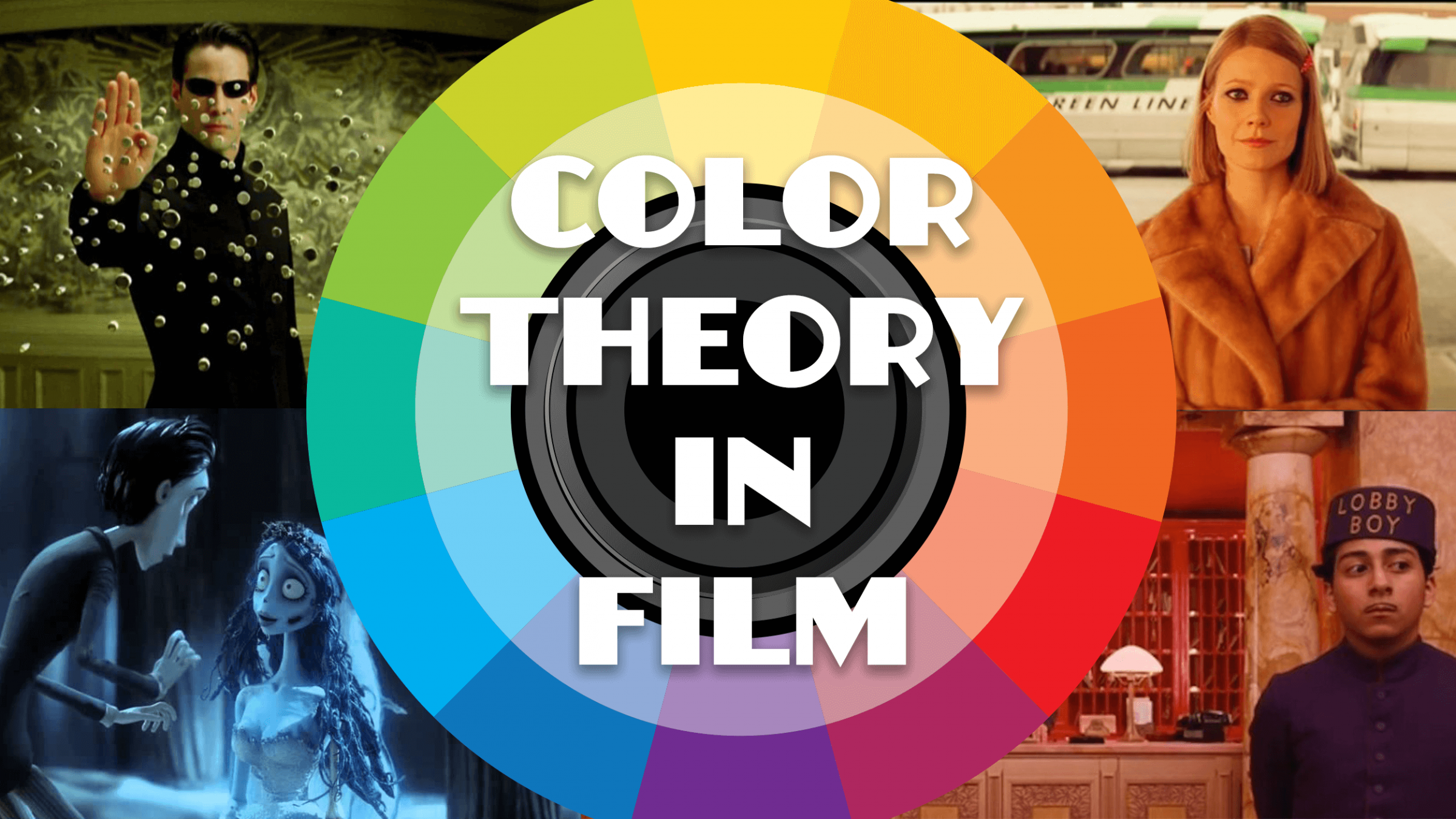 How a Film Color Palette Can Make You a Better Filmmaker