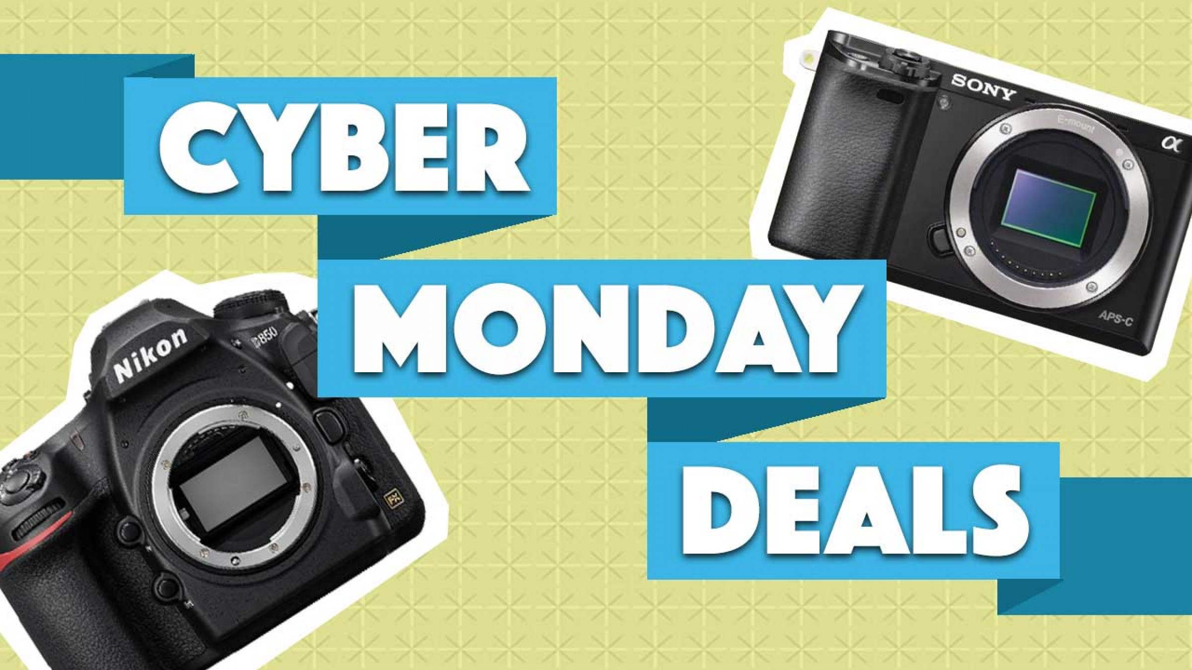 The Best Cyber Monday Deals For Filmmakers