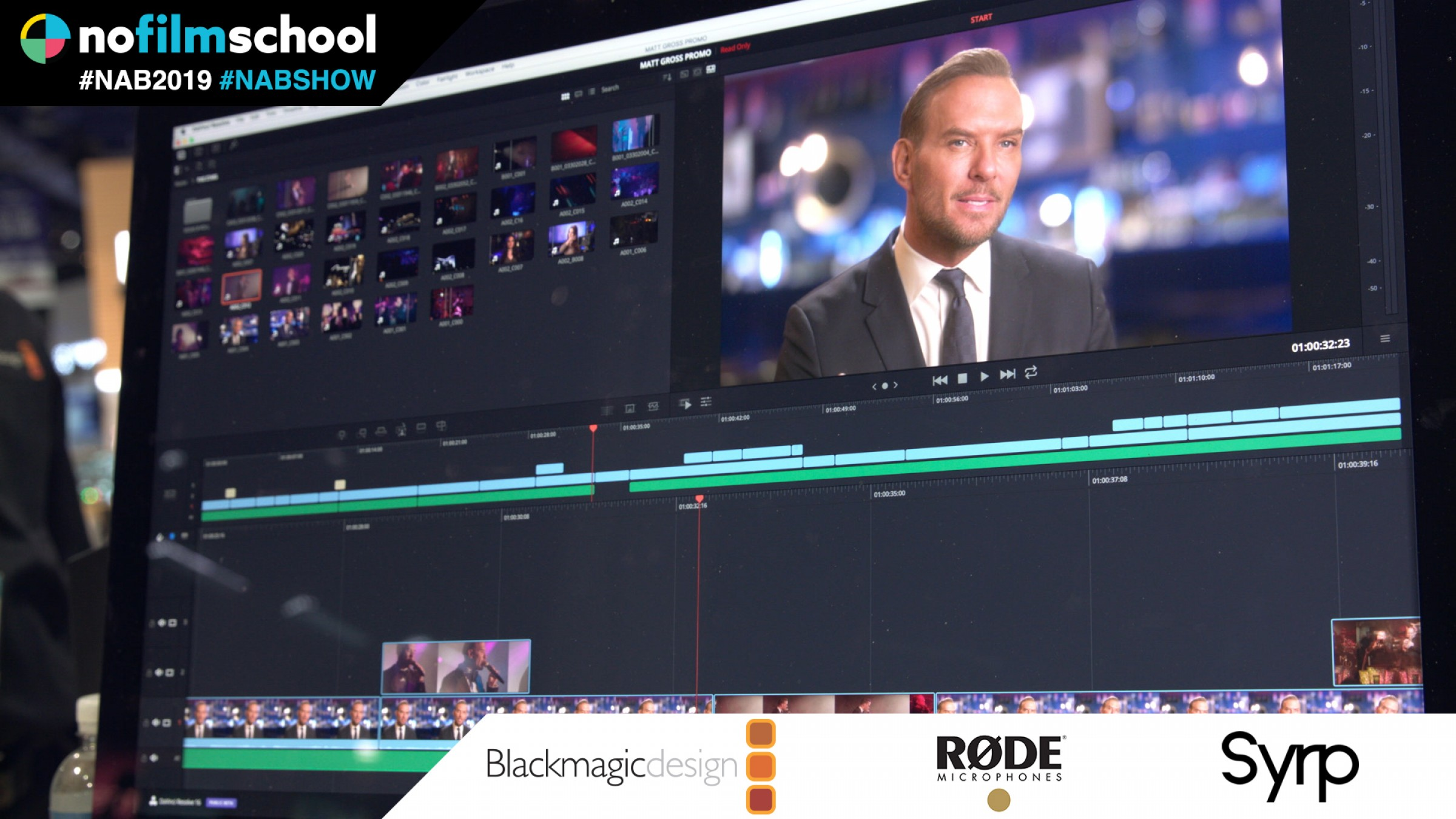 Overview Demo of New Features in DaVinci Resolve 16 with the DaVinci