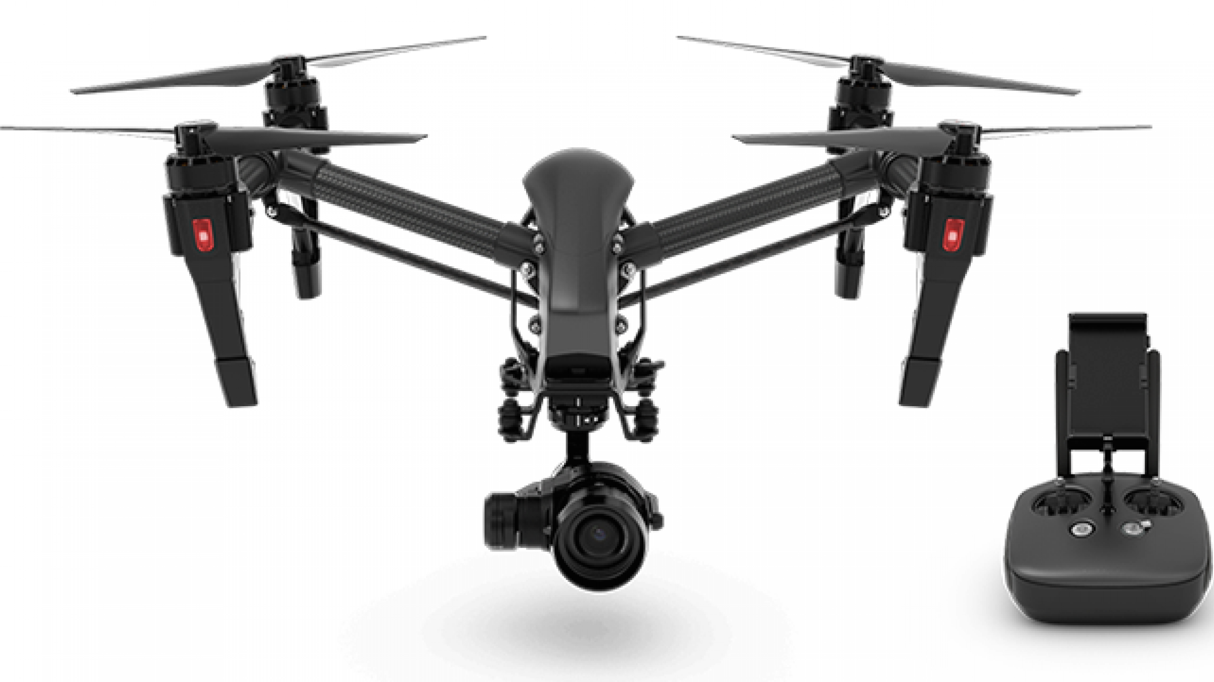 DJI Unveils New Phantom 3 4K Black Edition Of Inspire 1