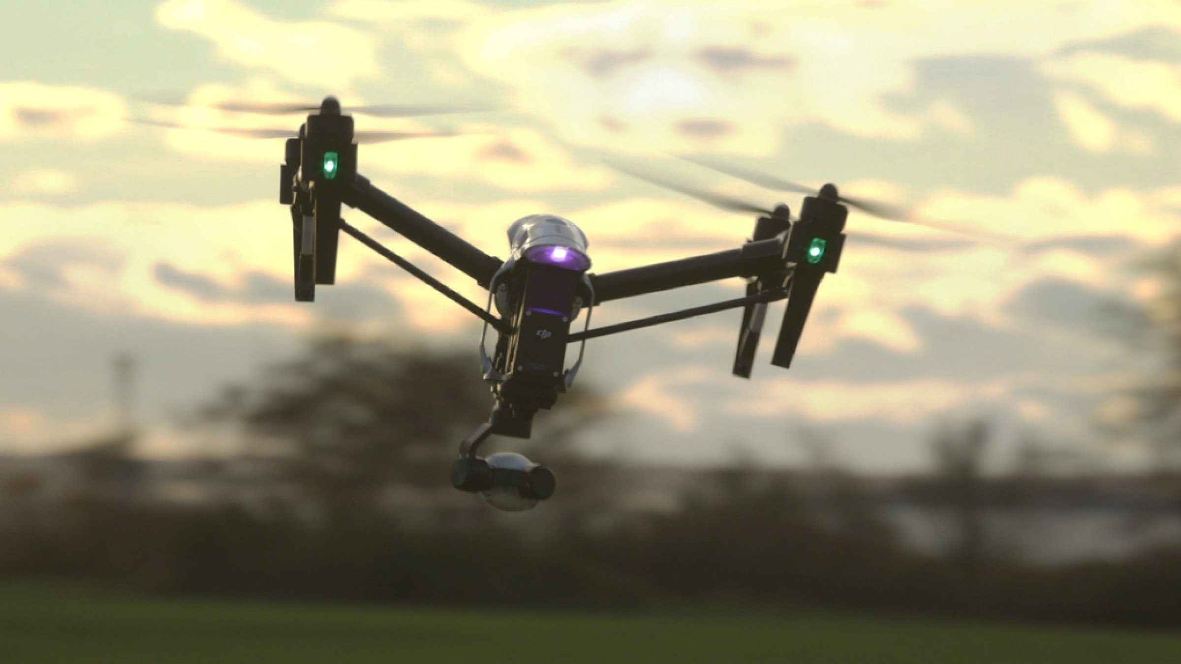 Meet The DJI Inspire 1 Most Advanced 4K Prosumer Drone To Date