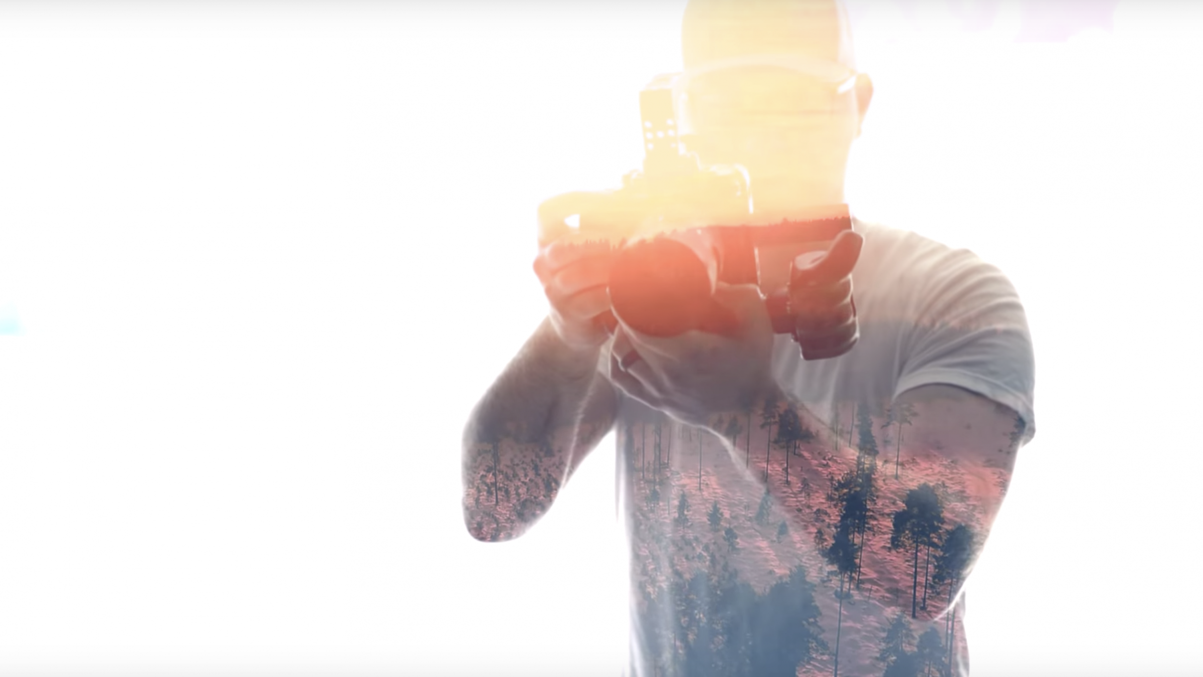 How to create double exposure videos in just minutes