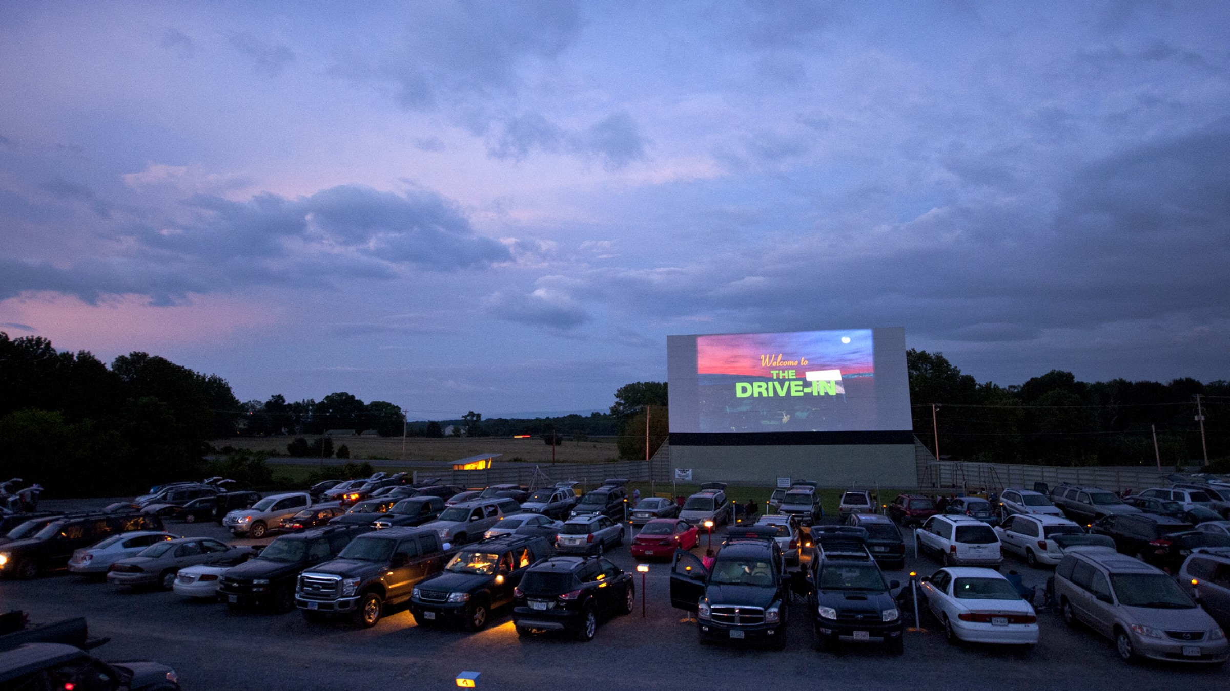 Drive In Movies Are Making A Big Comeback In The Age Of Coronavirus