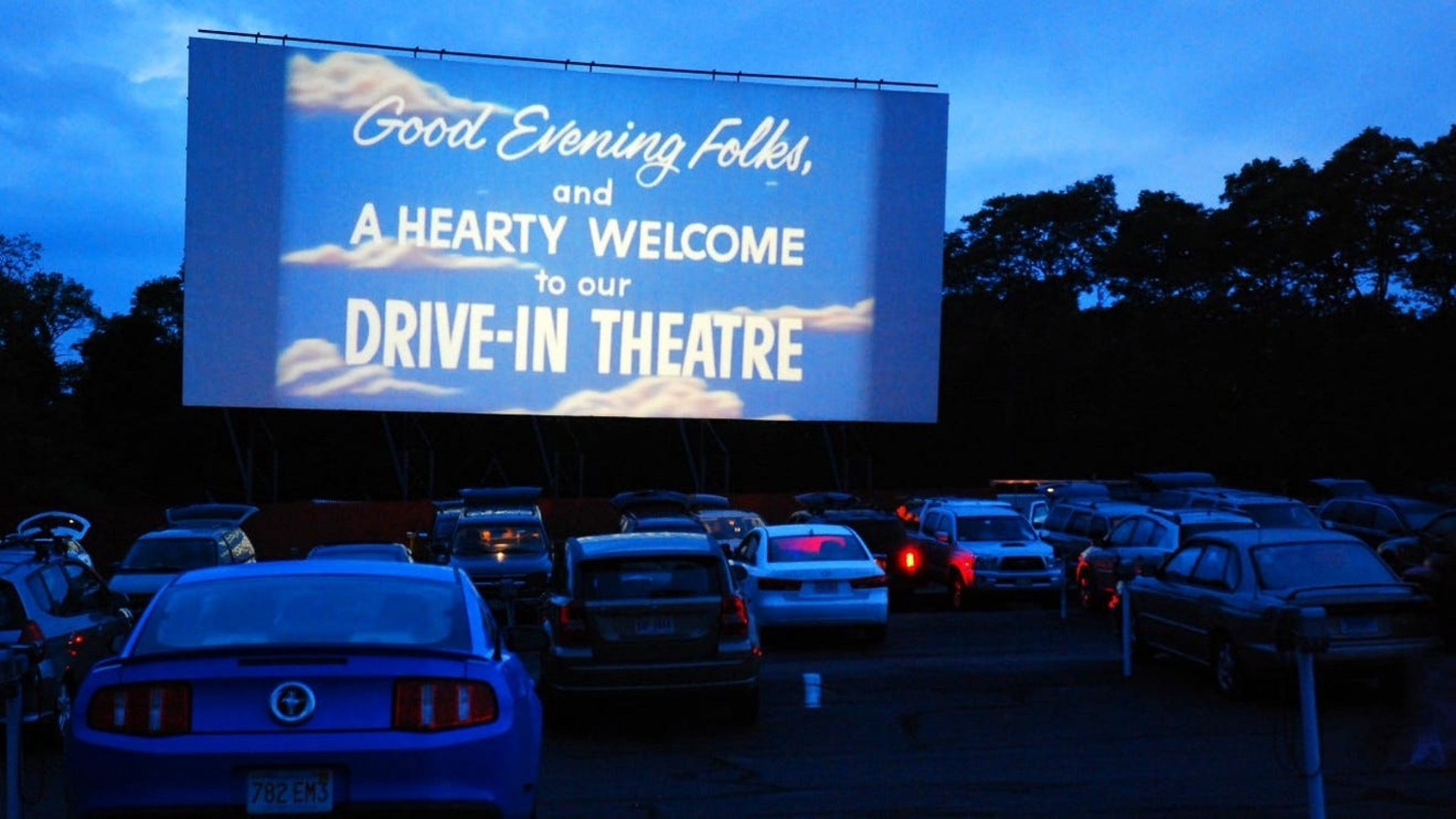 Infographic: Is Your State the Best State to Watch a Movie at a Drive-In?
