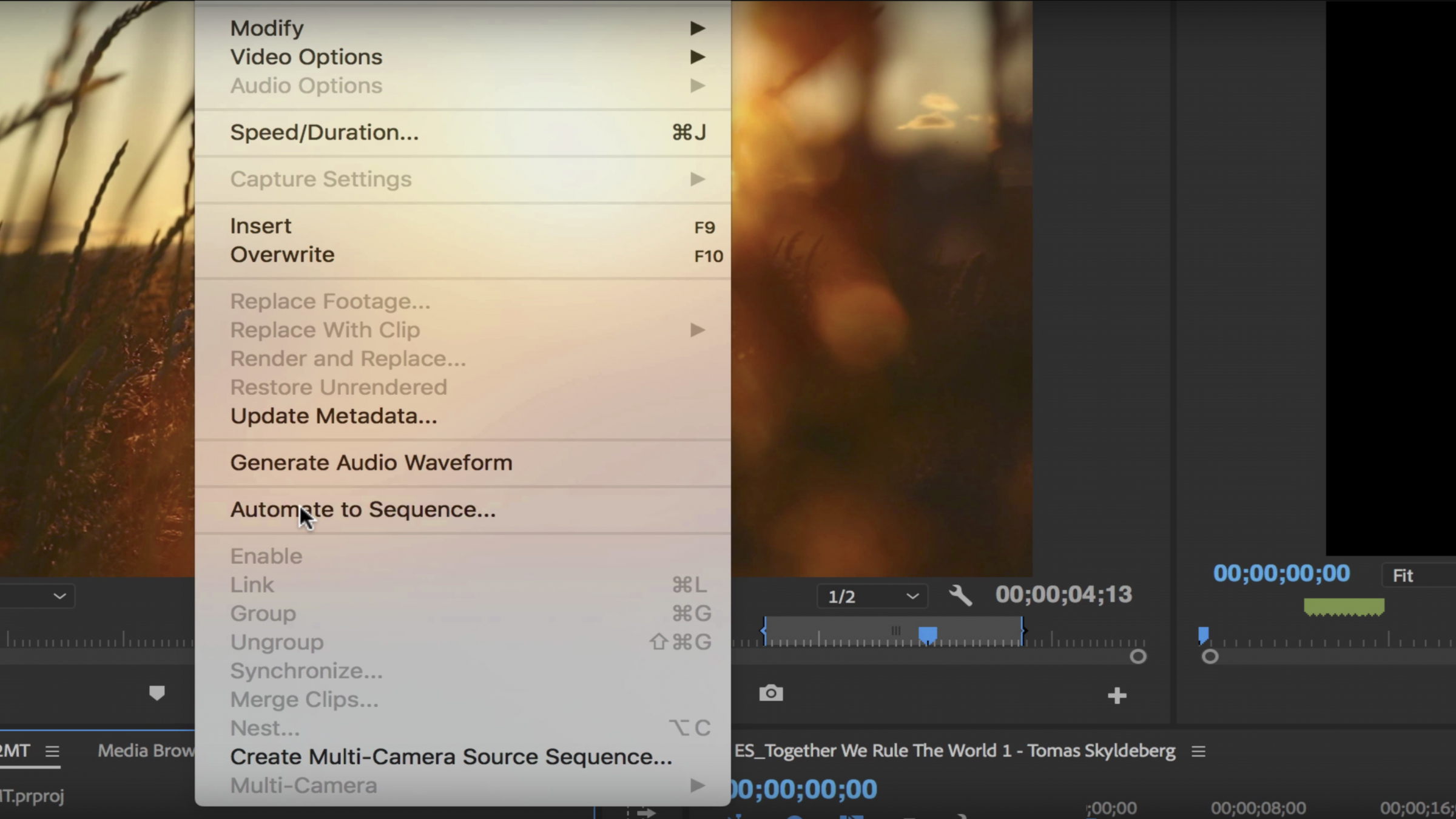 Watch: The Quickest and Easiest Way to Edit Clips to Music (Seriously)
