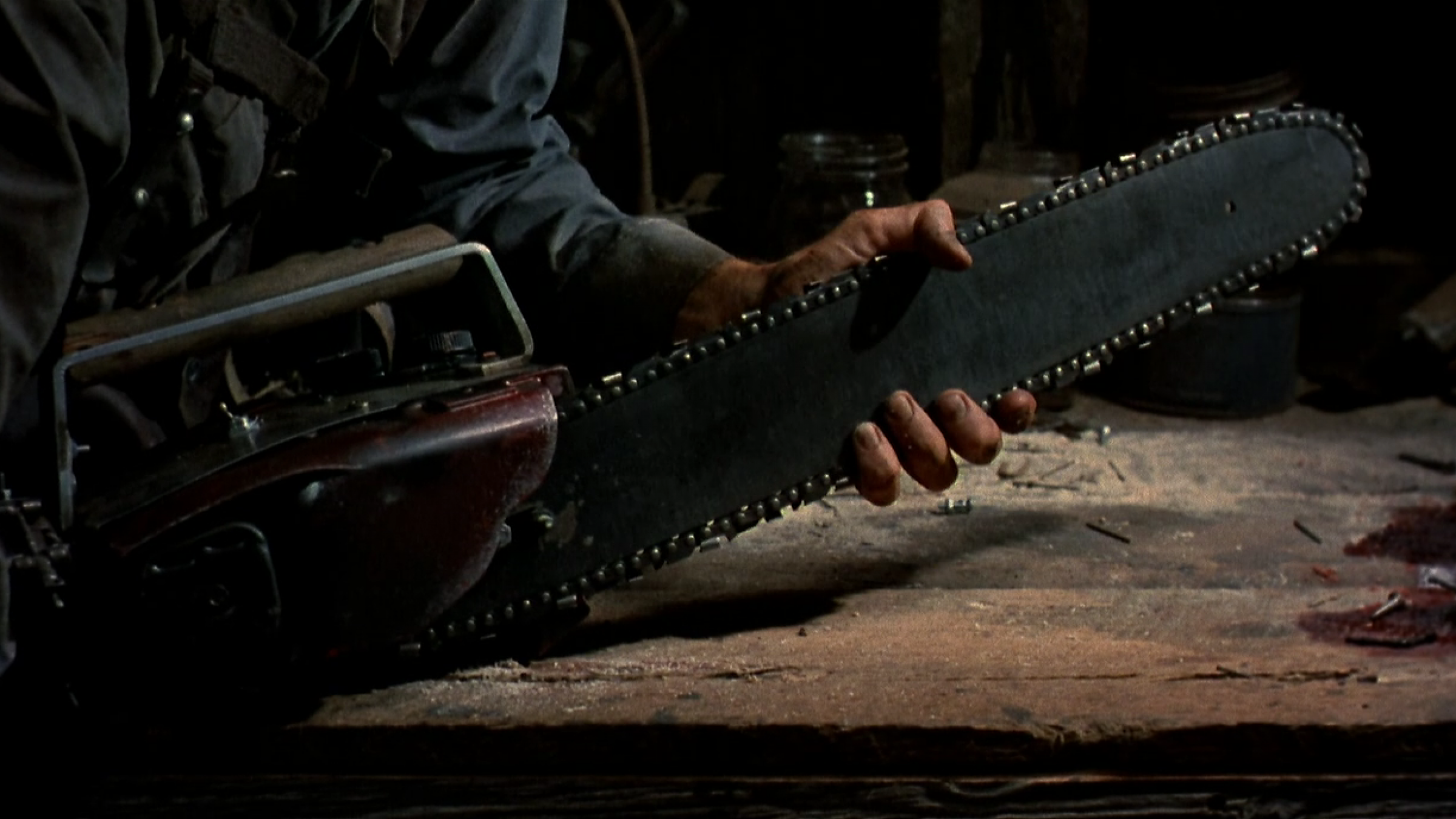 How To Build A Groovy Diy Chainsaw Arm Like The One Ash Uses In Evil Dead Ii