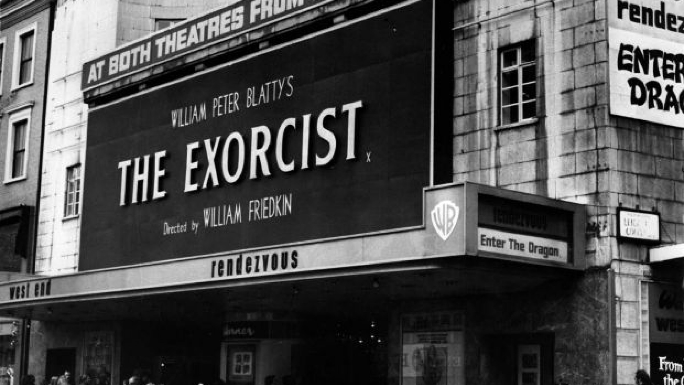 Watch: Audiences Freak Out at Screenings of 'The Exorcist' in 1973